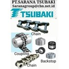 TSUBAKI CONVEYOR CHAIN ROLLER CHAIN PT SARANA TEKNIK POWER LOCK 1