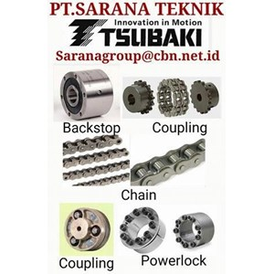 BACKSTOP TYPE BS CAM CLUTCH TSUBAKI PT SARANA TEKNIK POWER LOCK