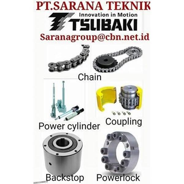 Kopling TSUBAKI POWER CYLINDER PT SARANA TEKNIK