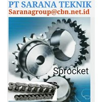 PT SARANA TEKNIK GEAR SPROCKET STAINLESS STEEL TYP