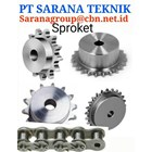 BUBUT SPROCKET PT SARANA TEKNIK GEAR SPROCKET STAINLESS STEEL 1