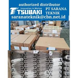 Roller Chain PT SARANA TEKNIK TSUBAKI AGENT DISTRIBUTOR