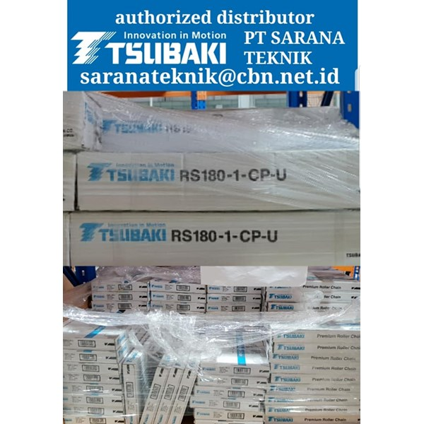PT SARANA TEKNIK TSUBAKI Chain Conveyor COUPLING BACKSTOP