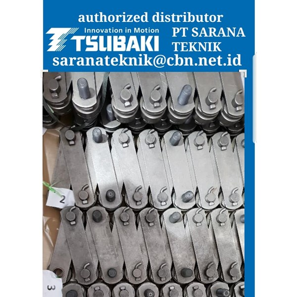 Chain Conveyor PALM OIL CHAIN TYPE  RF TSUBAKI PT SARANA TEKNIK