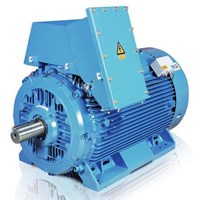 Jual Abb High Voltage Induction Motor Dinamo