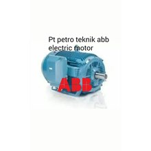 ABB low voltage electric motor