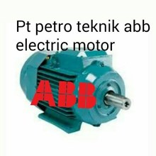 ABB ELECTRIC AC MOTOR FOOT & FLANGE