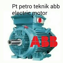 PT PETRO TEKNIK - ABB ELECTRIC MOTOR