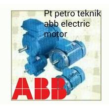 agen ABB ELECTRIC MOTOR - PT PETRO TEKNIK