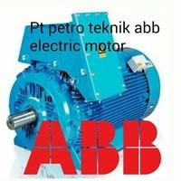 Jual ABB MEDIUM & HIGH VOLTAGE MOTOR  ABB