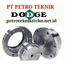 DODGE GEAR COUPLING PT PETRO DODGE TYRE GEAR COUPLING TYPE DGF