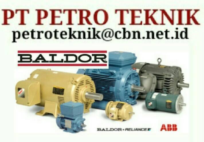 Jual Baldor Dc Motor Vp 3326 Vp 3455d Pt Petro Teknik