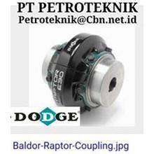DODGE RAPTOR COUPLING PT  PETRO TEKNIK COUPLING DODGE AGENT