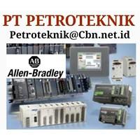 Jual ALLEN BRADLEY PLC ROCKWELL AUTOMATION PT PETRO TEKNIK PERSADA