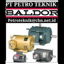 PT PETRO TEKNIK DISTRIBUTOR BALDOR Electric Motor Baldor 4