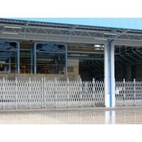 Super Teknik Folding Gate Harmonica St