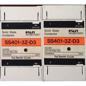 Solid State Relay Ss401-3Z-D3 Merk Fuji Electric