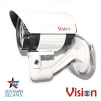 Dari CCTV Kamera Outdoor CCD Sony 420 TVL  Color Vandalproof  IR 16 Led Vision Cir 625 0
