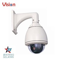 CCTV Kamera Vision 700 TVL 220 x Zoom- High Speed Dome Kamera - HSCD898 1