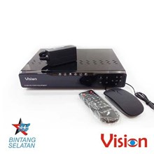 Dvr CCTV 16 Channel H264 Vision + HDD 1 T Seagate