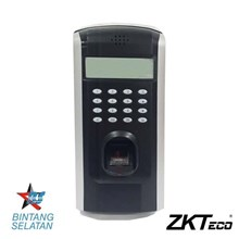 Mesin Absensi Sidik Jari F7 ZK Software F7 - Finger Print Time Attendance