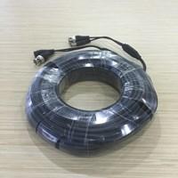 Jual Kabel Untuk CCTV Kamera Panjang 25 M Dilengkapi Dengan BNC +  DC Power 2