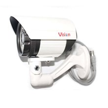 Kamera CCTV CCTV Kamera Outdoor Cmos Satu Koma Tiga MP HD  Color Vandalproof  16 Led