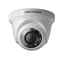 Jual Kamera CCTV Dome HIKVISION TURBO HD 720p 1 MP Infrared