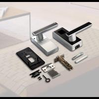 Dari ZKTeco Electronic Biometric Fingerprint Keyless Door Lock Digital Security Smart  1