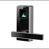 Dari ZKTeco Electronic Biometric Fingerprint Keyless Door Lock Digital Security Smart  2