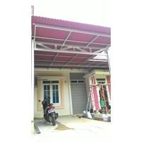 Canopy Carport Baja Ringan Tangerang