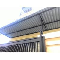 Sell ligh steel canopy  2