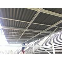 Distributor ligh steel canopy  3