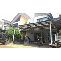 ligh steel canopy  1