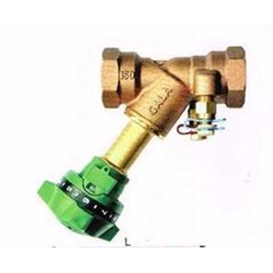 From Fixed Orifice Double Regulating Valve 0