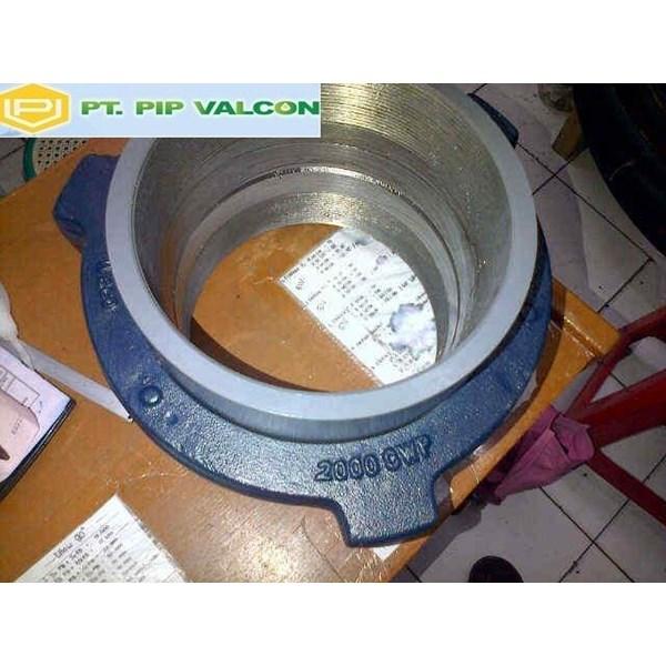 Weco Union Hammer 8 Inch Fig 206