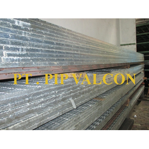 Pipa Stainless Gratting Steel