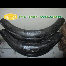 Pipa Elbow elbow Carbon Steel 4 inch Schedule 60 Long Radius