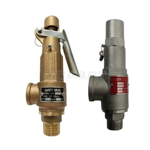 Pressure safety valve fisher crosby jokwang
