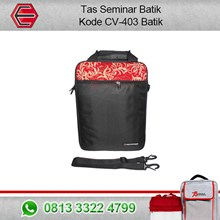 Tas Seminar Espro Laptop Batik CV-403 Batik