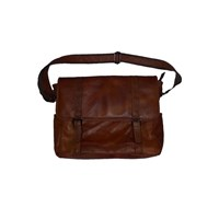 Jual Espro Arya Sling Bag Leather-Brown