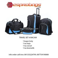 Paket Tas Travel Bag Avenger TRP-05