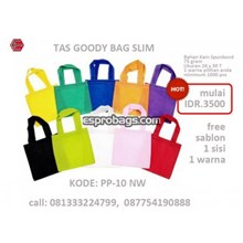 Tas Goody Bag Promosi Murah