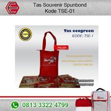 Tas Souvenir PP Kode: TSE-01 Spunbond