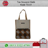 Tas Souvenir Batik Kode: TS-01 1