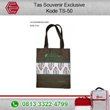 Tas Souvenir Exclusive Kode: TS-50