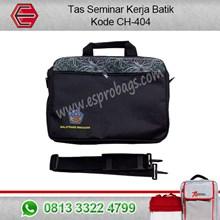 ESPRO BAG BATIK WORK SEMINAR code: CH-404