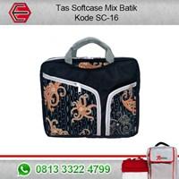 TAS SOFTCASE ESPRO  MIX BATIK FOR NETBOOK & TABLET PC