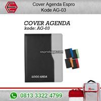 TAS COVER AGENDA ESPRO KODE: AG-03