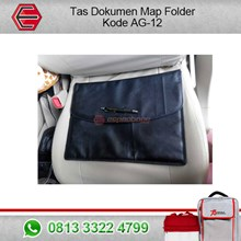 TAS DOKUMEN MAP FOLDER ESPRO WARNA HITAM AG-12